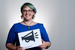 CCANZ Comms Lead Elizabeth Heritage