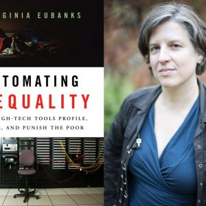 US author Virginia Eubanks to visit NZ in March 2019