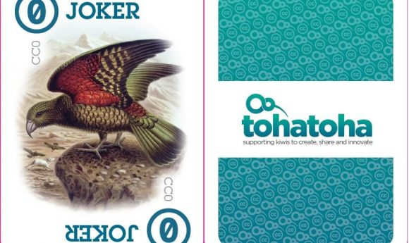 Tohatoha releases poker-style card game to teach Creative Commons licensing